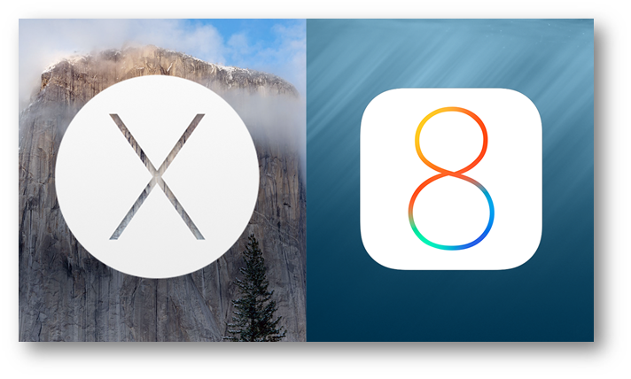 iOS8 and OS X Yosemite